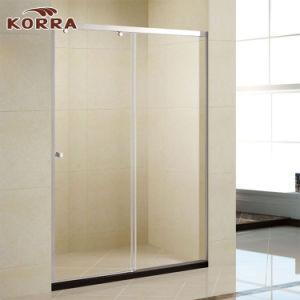New Arrival Shower Door with One Sliding Door Panel (K-718) pictures & photos
