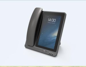 7 Inch 4G Lte Desktop Phone Fwp Android Desktop Fixed Wireless Telephone pictures & photos