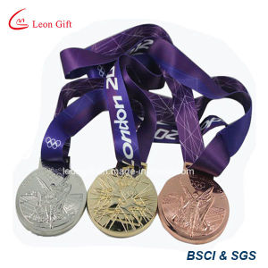 Custom Antique Gold/Silver/Bronze Medal Wholesale pictures & photos