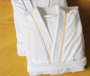 Hotel Cotton / Waffle / Terry Bathrobe / Pajama / Nightwear pictures & photos
