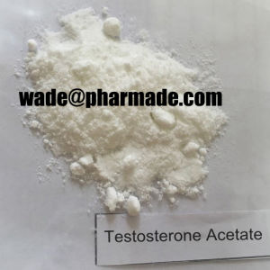 Testosterone Acetate Powder Potent Steroids Powder pictures & photos