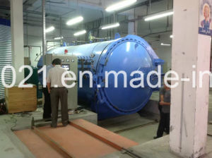 3X5m Glass Autoclave for Glass Laminating Production pictures & photos