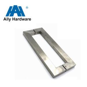 Stainless Steel Door Handle (HSS-031) /Glass Door Pull Handle pictures & photos