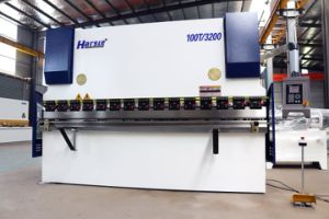 Hydraulic Press Brake Machine/Folding Machine From Harsle pictures & photos