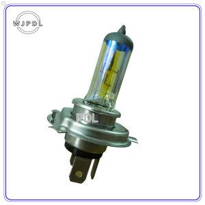 Headlight H4 Rainbow Halogen Auto Lamp/Bulb pictures & photos