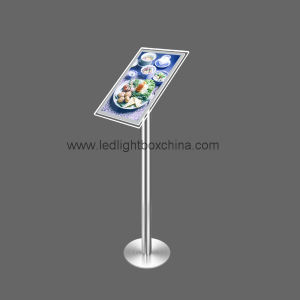 Free  Standing LED Light Box with Acrylic A3 Panel pictures & photos