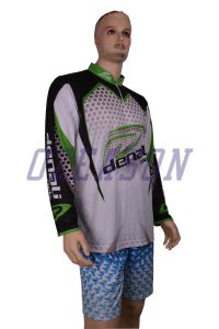 OEM Service Professional Custom Made Fishing Jersey for Men (F021) pictures & photos