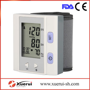 Wrist Type Fully Automatic Blood Pressure Monitor pictures & photos