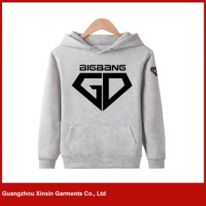 Wholesale Cheap Blank Hoodies with Your Own Logo Printed (T55) pictures & photos