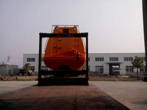 4.9m Fire Proof Free Fall Enclosed Life Boat pictures & photos