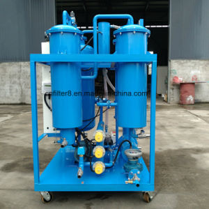 Vacuum Turbine Oil Lubricating Oil Purification and Recycling Machine (TY-10) pictures & photos