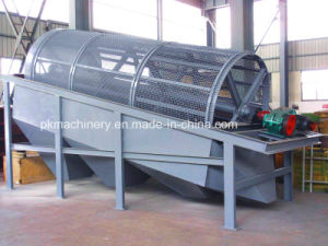 Shaftless Type Trommel Drum Screen for Rubish and Msw pictures & photos