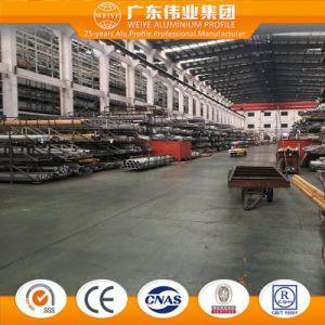 China Top Ten Aluminium Factory 65 Series Classical Flat Open Window pictures & photos