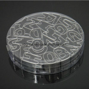 Cookie Cutters Set Letter Cookie Cutters Shapes pictures & photos
