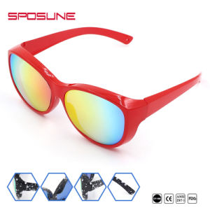 Multi-Color Polarized Fit Over Prescription Sunglasses Driving Fishing Outdoor Sports pictures & photos