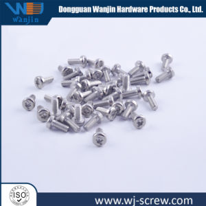 Stainless Steel Screw with Six-Lobe/Slot Drivers pictures & photos