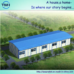 Low Cost Sandwich Panel Modular House pictures & photos