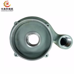 Custom Ductile Grey Iron Pump Body Parts Sand Casting pictures & photos