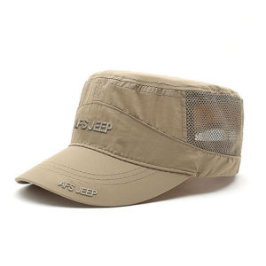 Military Army Cap with Custom Embroidery pictures & photos
