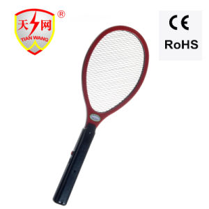 High Quality Rechargeable Electronic Mosquito Swatter(TW-05) pictures & photos