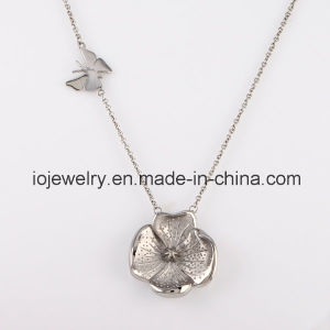High Quality Jewelry 316 Stainless Steel Necklace pictures & photos