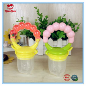Music Rattle Fresh Fruit Feeder as Gift for Baby Teething pictures & photos