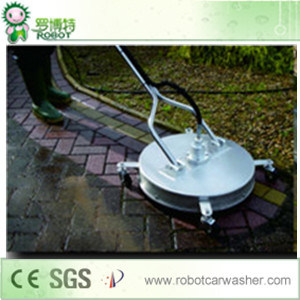Heavy Duty Surface Cleaner with Wheels