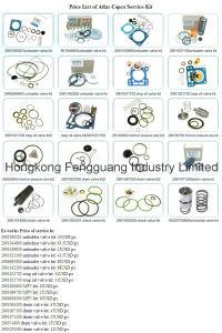 Screw Air Compressor Maintenance Kit Service Package Auto Parts pictures & photos