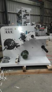 Two Rewinding Shaft Slitting Machine with Web Guiding pictures & photos