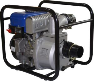 Gasoline Self Priming Water Pump with Gasoline Engine pictures & photos