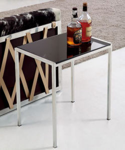 Designer Furniture Chrome End Side Coffee Table pictures & photos
