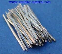 Melt Extract Stainless Steel Fiber AISI 304