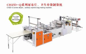 Diaper & Sanitary Napkins Bag Making Machine pictures & photos