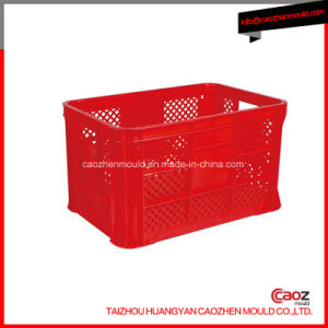 Plastic Injected Medium/Fruit and Vegetable Crate Molding