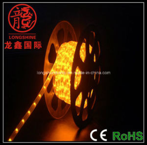 LED Decoration Rope Light Round 2 Wire pictures & photos