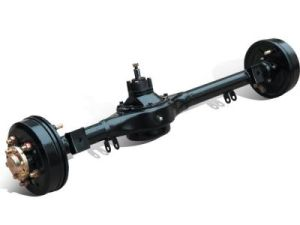 Tricycle Spare Parts Rear Axle Full Floating Axle pictures & photos