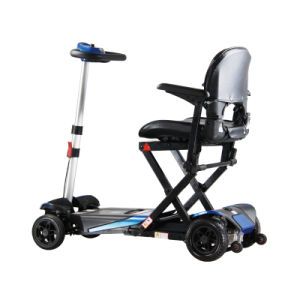 Portable Compact Travel Mobility Scooter pictures & photos