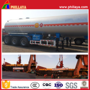Gas Storage LPG Pressure Semi Truck Trailer pictures & photos