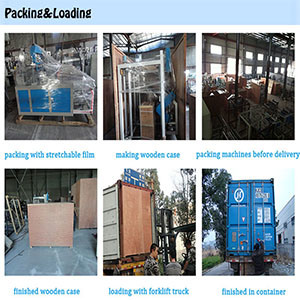 Hbl-B700 Nonwoven Shopping Bag Making Machine pictures & photos