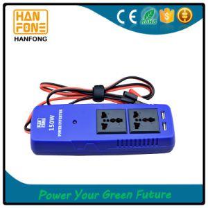 Convenient AC Socket Shape Car Inverter 150W/300W pictures & photos