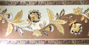 Gold Foil Wallpaper Border (RS18008) pictures & photos