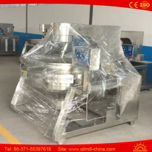 100L Stainless Steel Popcorn Making Machine Automatic Commecial Popcorn Machine pictures & photos