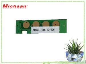Color Cartridge Chip Mlt-406 for Samsung (MS-MLT406 Chip)
