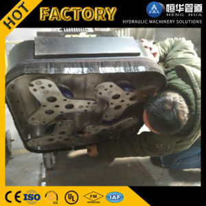 220V-420V Concrete Grinding Machine with Magnetic Plate and Vacuum Connector pictures & photos