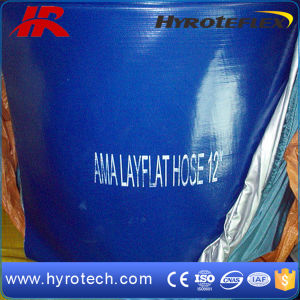 PVC Agriculture Hose and PVC Layflat Hose pictures & photos