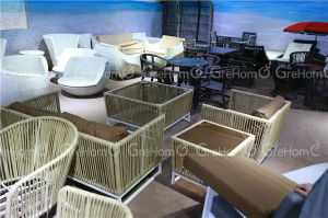 Combinational Wicker Sofa for Garden