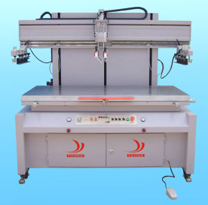 Electrical Large Flat Screenprinting Machine FZJ-160N/200N/220N