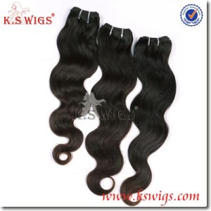 100% Unprocessed Hair Brazilian Human Hair Extension pictures & photos