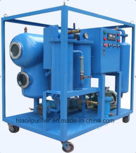 Demulsification Vacuum Used Turbine Oil Purifier Machine pictures & photos