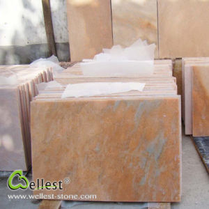 Natural Sunset Red Marble for Floor/Wall/Border/Cladding Tile pictures & photos